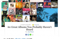 60 Greatest Albums